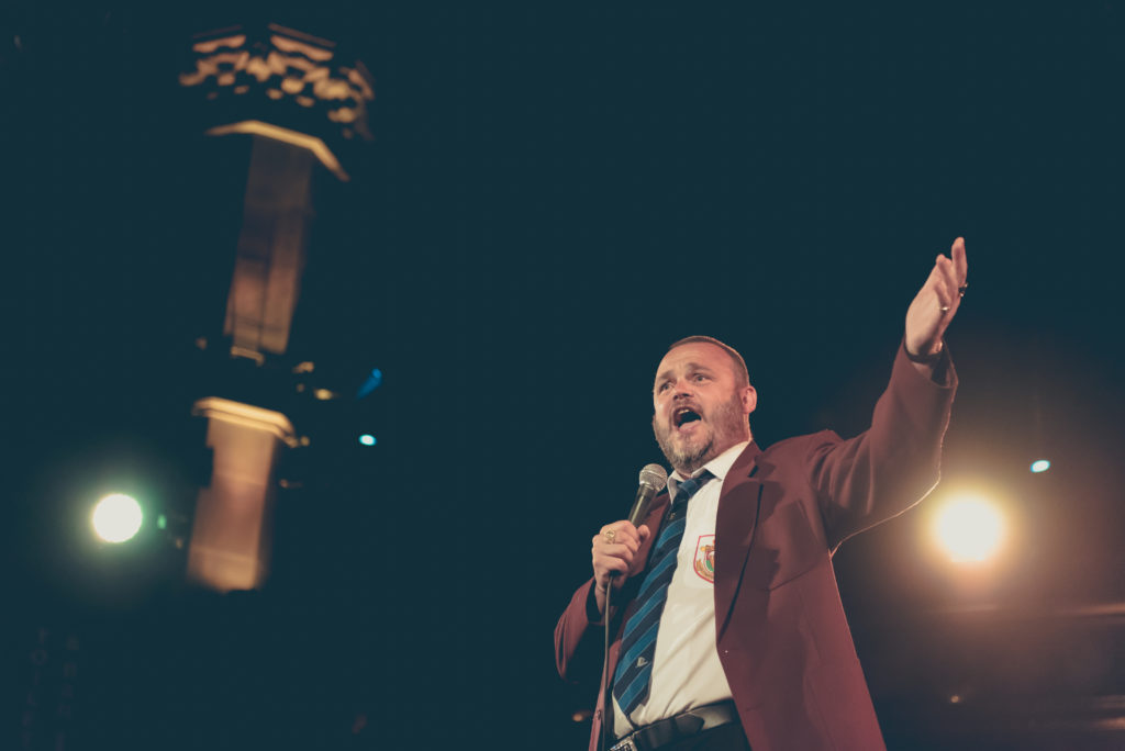 Al Murray at Index on Censorship's Stand Up for Satire
