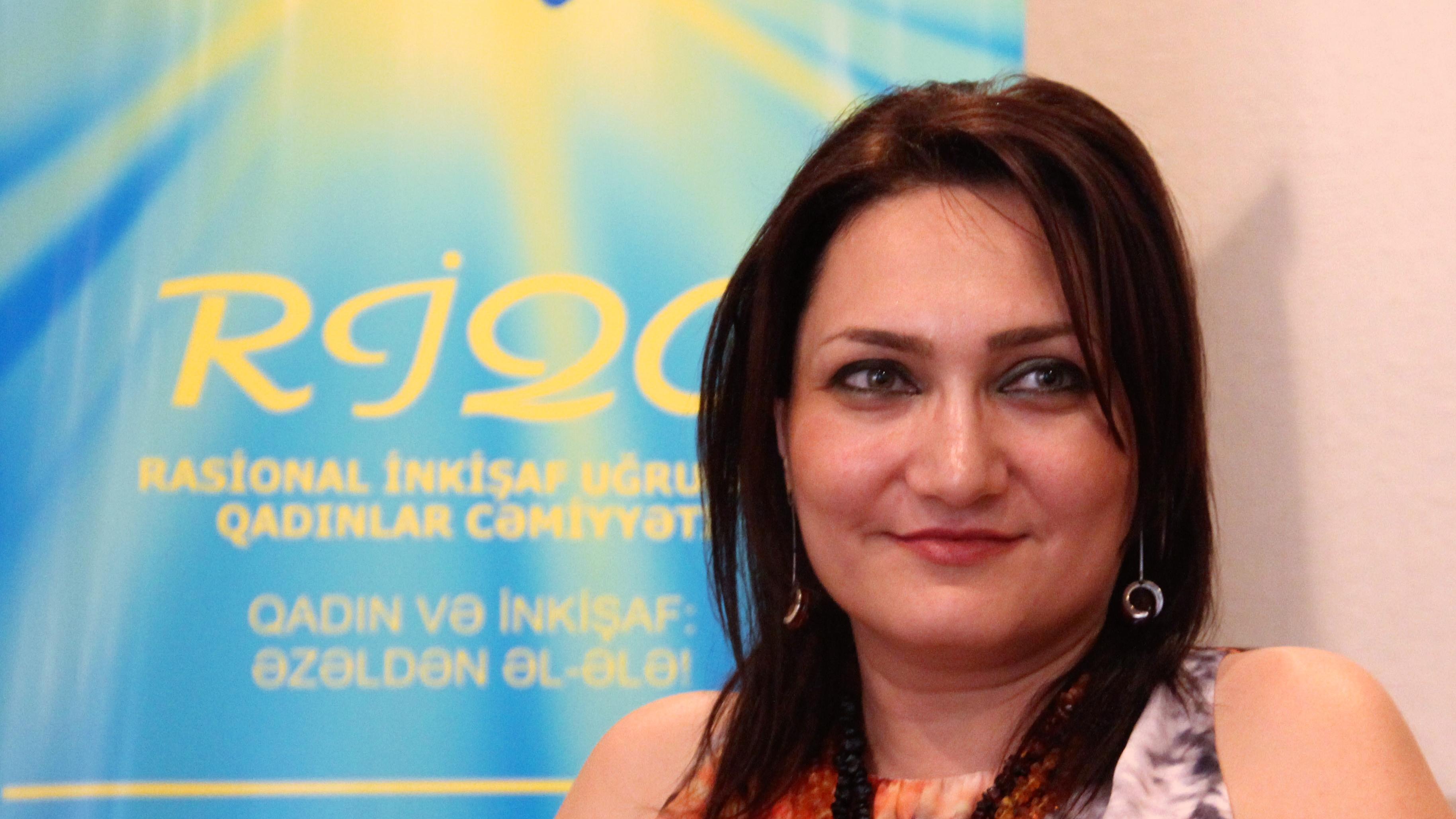 Shahla Ismayil