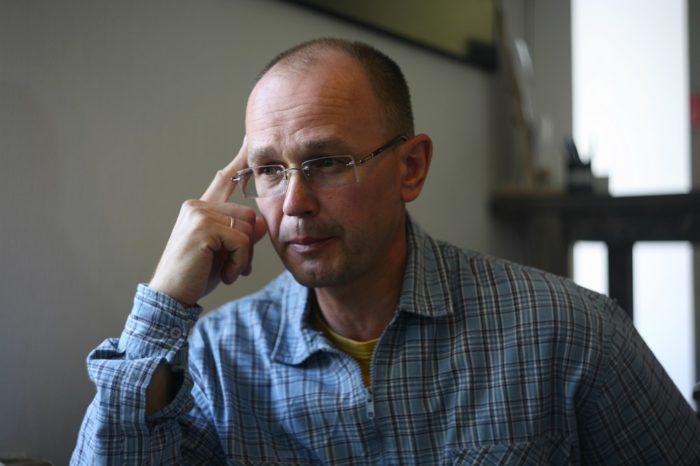 Алег Мацкевіч