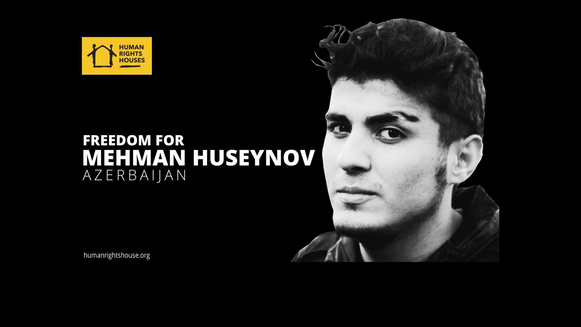 #FreeMehman / humanrightshouse.org