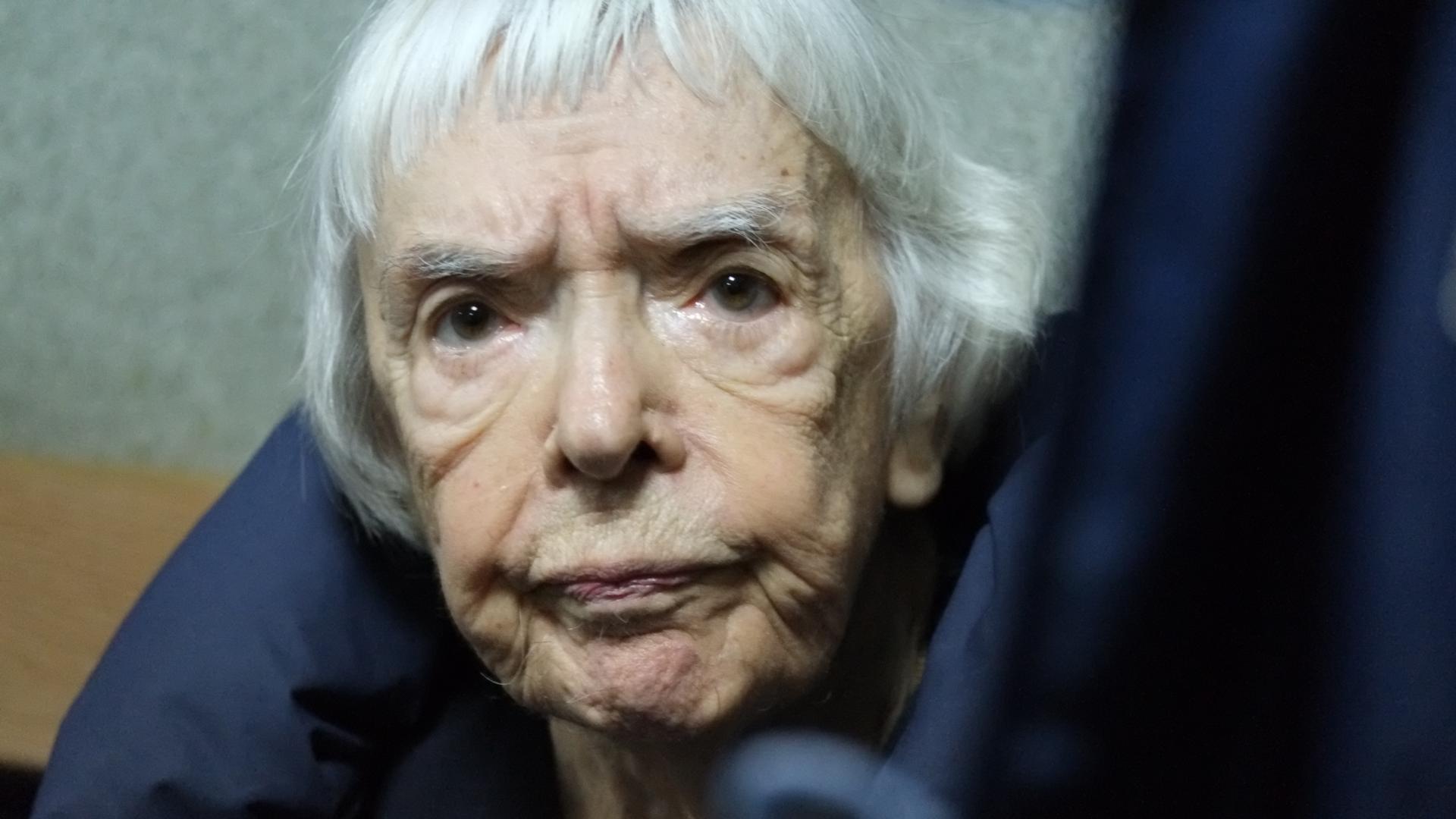 Lyudmila Alexeyeva. Photo: Ilya Voyager, WikiCommons