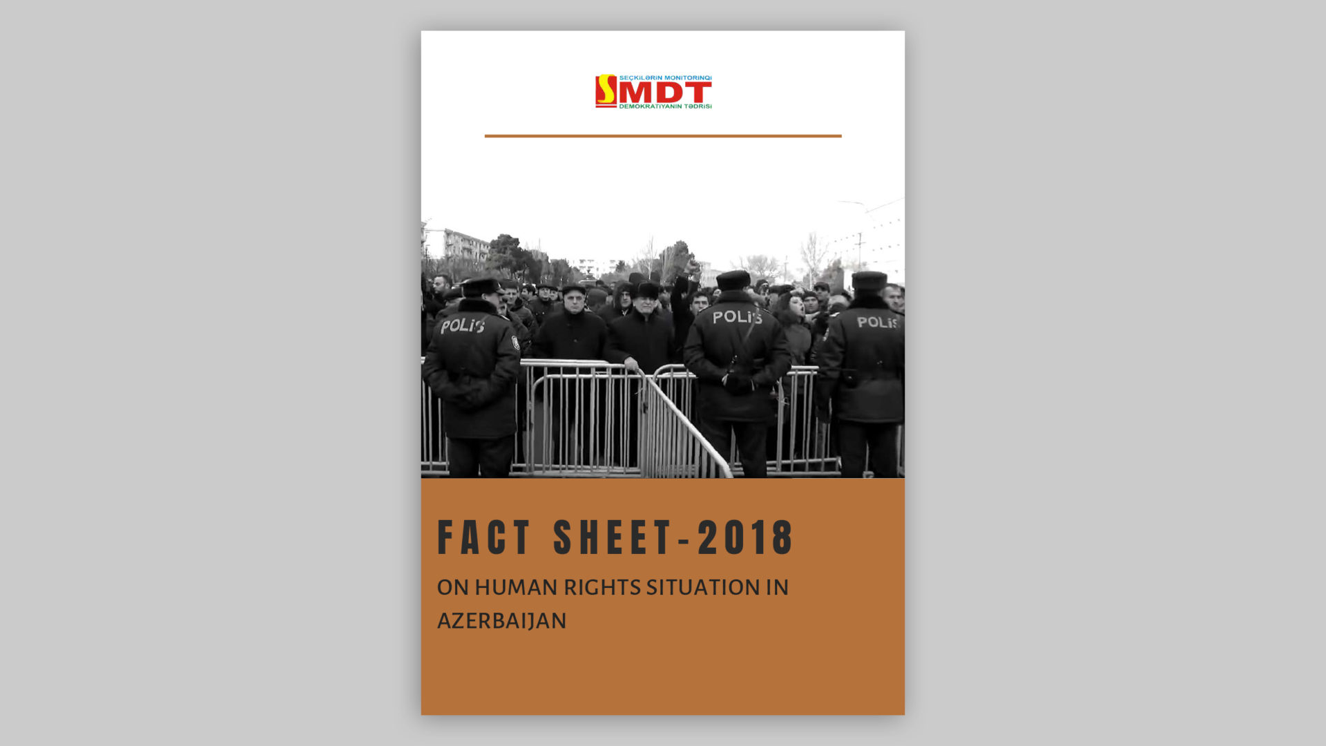 EMDS Fact Sheet 2018: Human Rights Situation in Azerbaijan