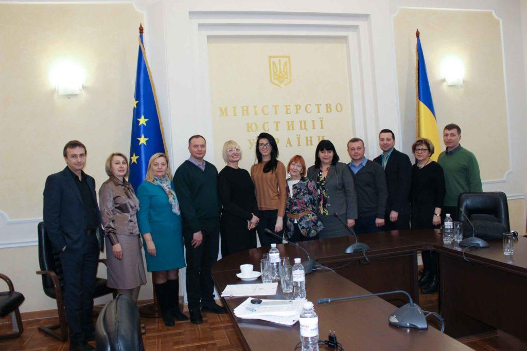 Juvenile justice reforms based on international standards in Ukraine