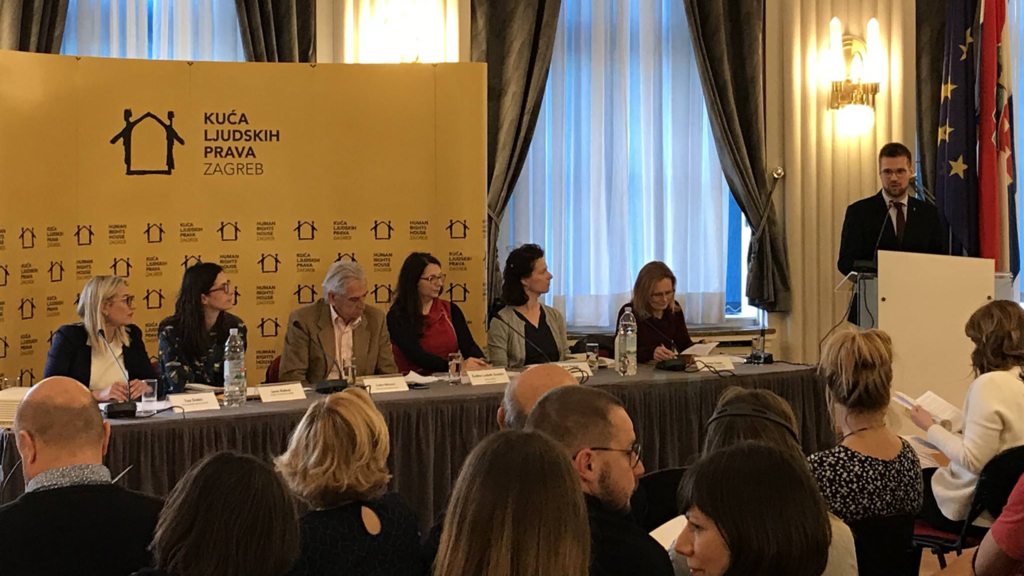 Human Rights House Zagreb annual conference for 2019