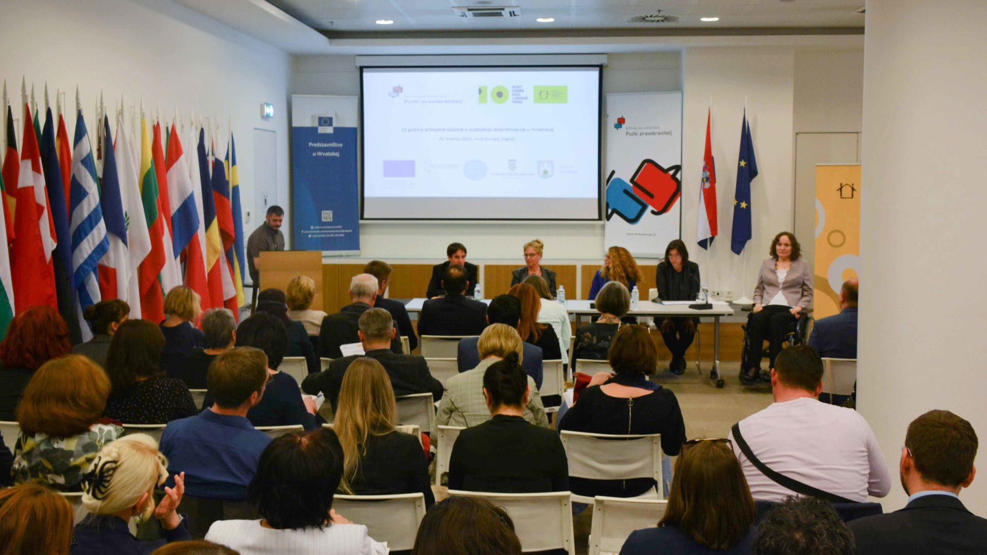 Marking 10 Years of the Anti-Discrimination Act in Croatia