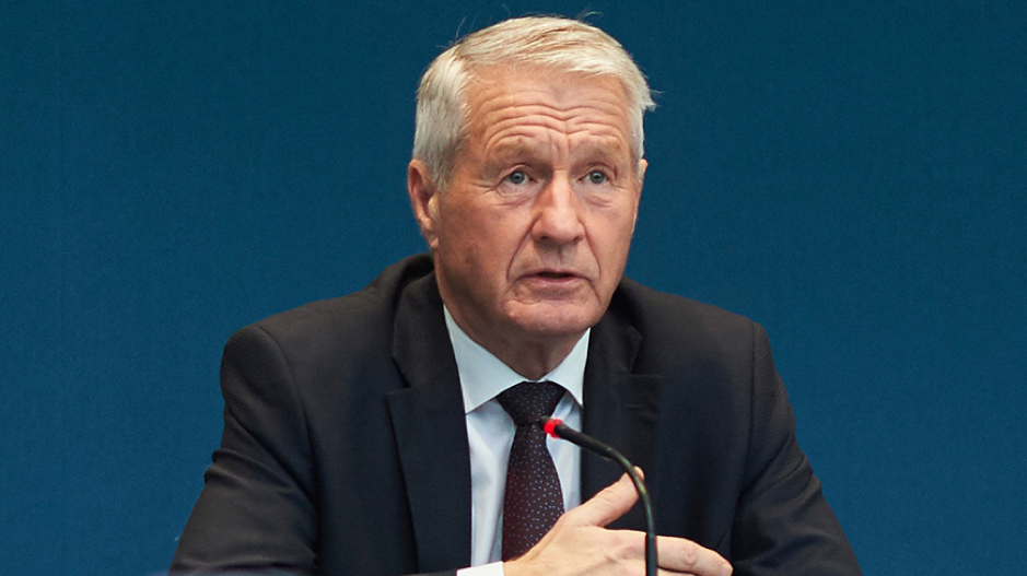 Thorbjørn Jagland, Secretary General of the Council of Europe. Copyright: Council of Europe.