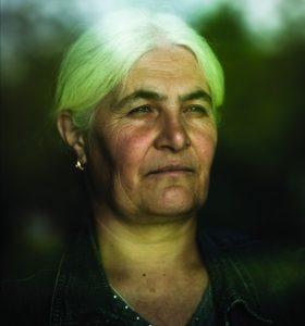 "Winner in the category ""Grand Prize"" of the photo contest ""Unknown Portraits – Women in Activism"".Photographer: Ilia Ratiani. Featured: Nugeli Janashvili (village Akhalsopeli, Mtkheta-Mtianeti Region, Georgia)."